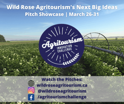 Wild Rose Agritourism Challenge winners announced