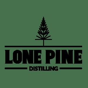 Lone Pine Distilling logo