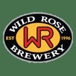 wild rose brewery logo