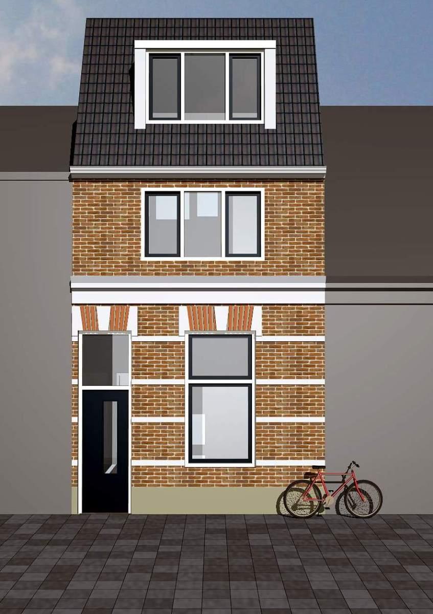 voorbeeldproject architectuur groenstraat