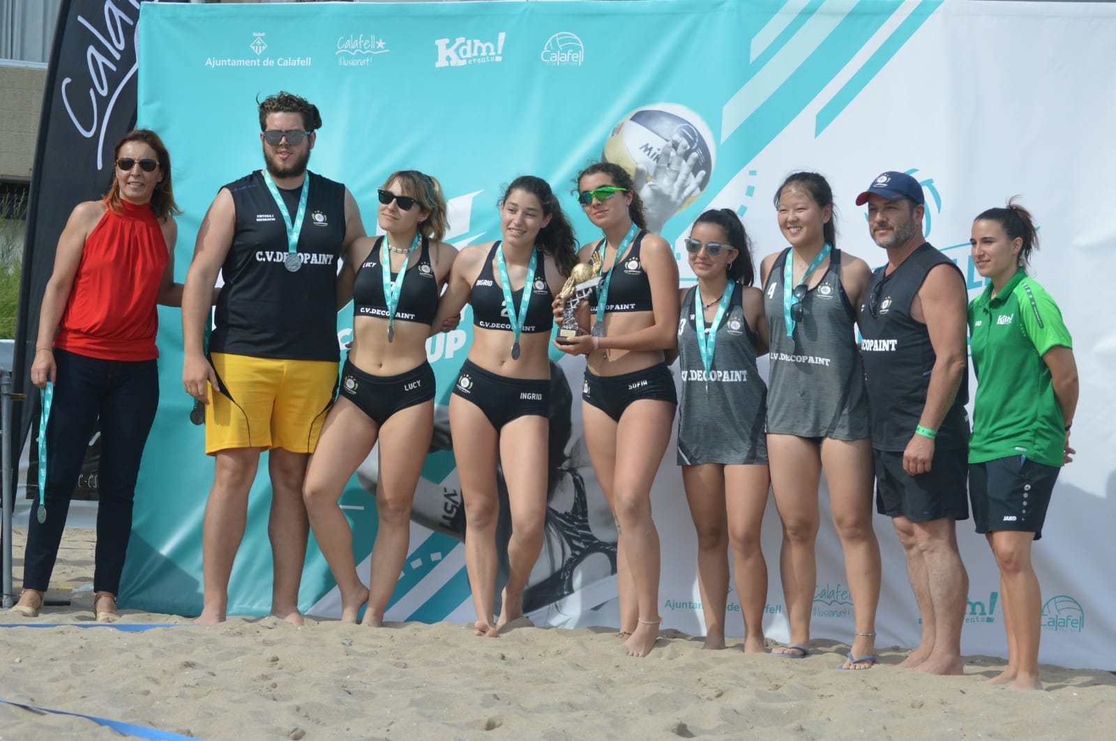 KDM Beach Volley Cup 2019