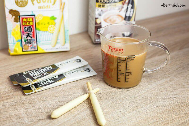 AGF Blendy Stick:即溶咖啡