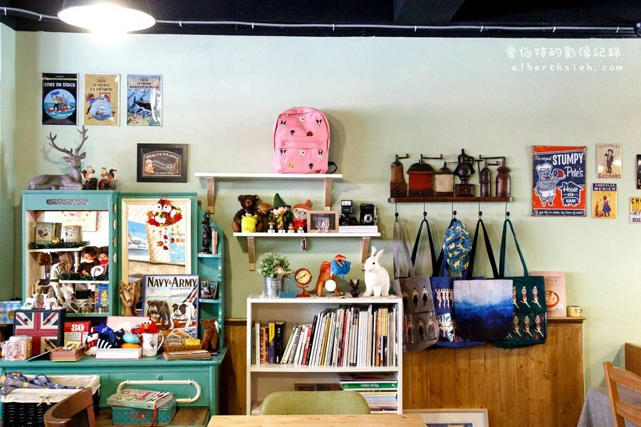 Wooly Cafe(桃園火車站附近鄉村風格早午餐咖啡廳) – 愛伯特吃喝玩樂全記錄