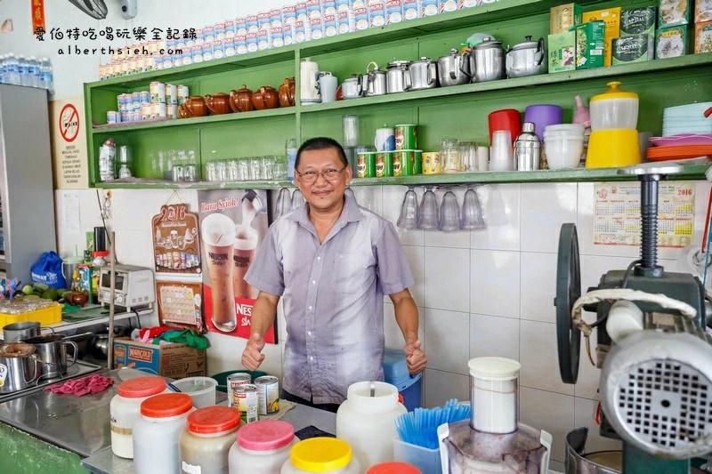 馬來西亞沙巴美食.山打根:建發食物中心
