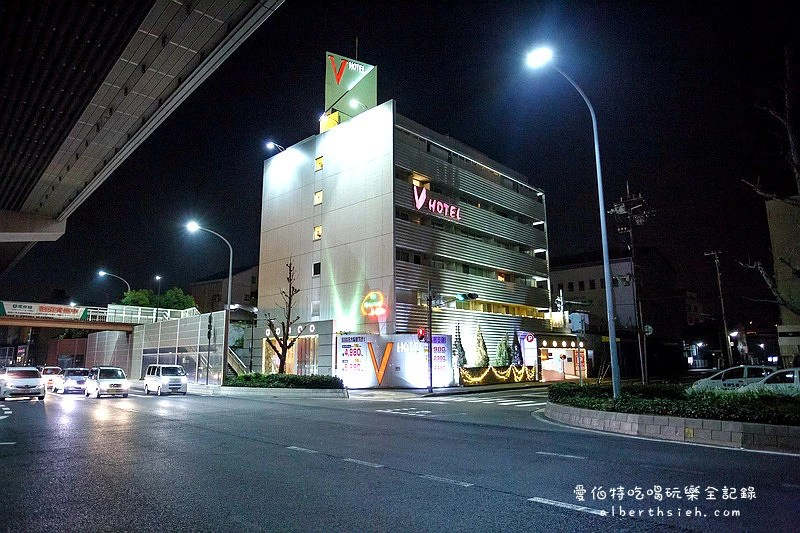 神戶飯店住宿.V Hotel