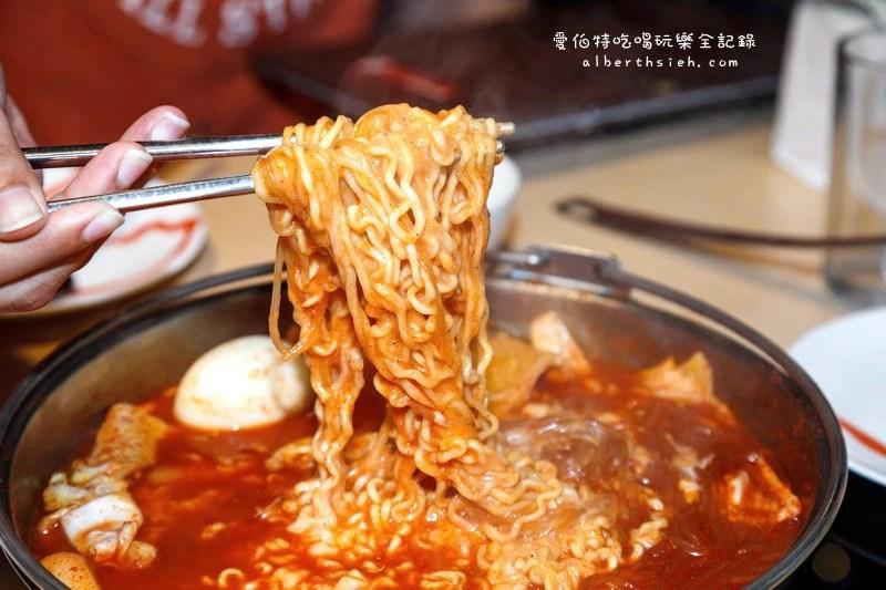 台北阪急美食.Tigertopoki泰一格韓國年糕火鍋