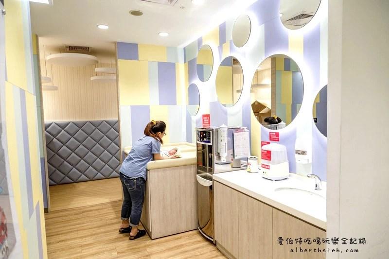 桃園哺乳室.環球購物中心桃園A8(什麼?!居然有蒸氣消毒烘乾鍋!)