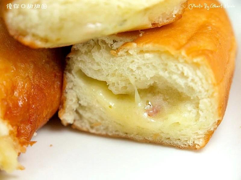 【甜甜圈】優你口.甜甜圈(為愛而生的方形甜甜圈)