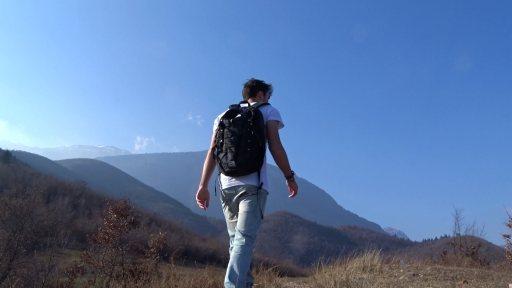 Trekking a Pejë