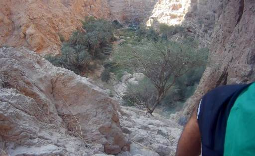 Hiking al Wadi Ash Shab
