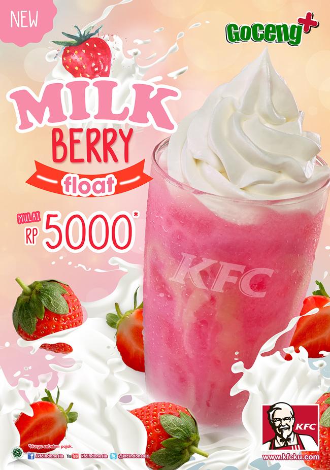 MilkberryFloat