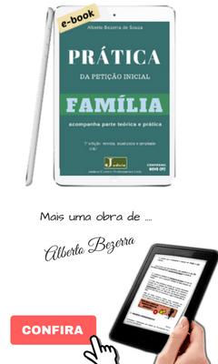 Livro Prática da Petição Inicial: Família Conforme Novo CPC 2017 Prof Alberto Bezerra