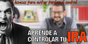 Controlar la ira. Alberto Soler. Píldoras de Psicología.