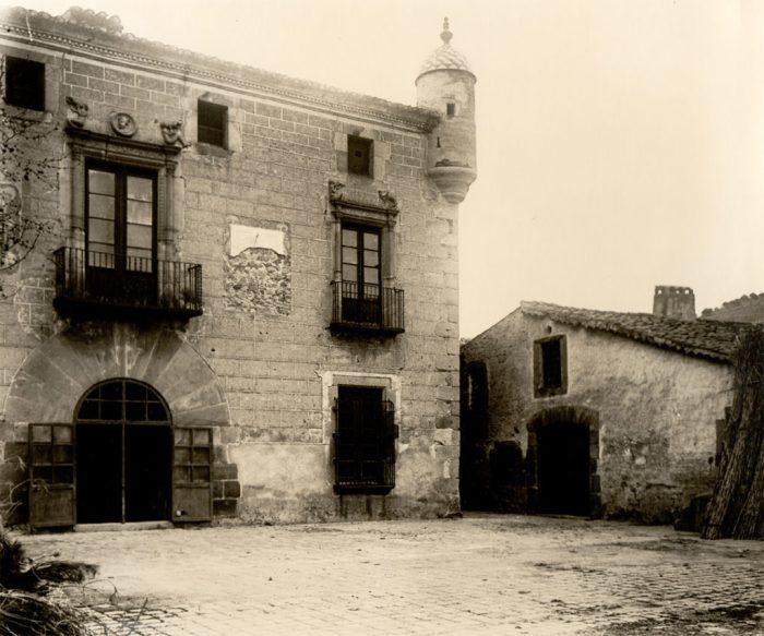 Mas Cabanyes a principios del siglo XX