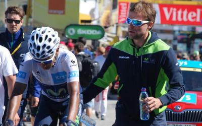 Podcast #1: Juan Pablo Molinero – Chief Marketing Officer del Movistar Team