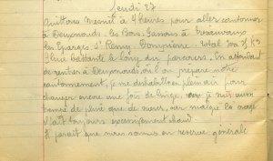 19140827-001 Cantonnement à Deuxnouds