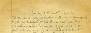 19140827-004 Cantonnement à Deuxnouds