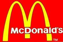 """صورة في خطوة للمحافظة على البية """"ماكدونالدز"""" تتخلى عن الشفاطات البلاستيكية"""