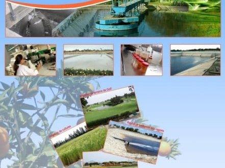 """معرض """" المياه غير التقليدية ومعالجة المياه """"  أيام 20 و21 و22 نوفمبر 2019"""