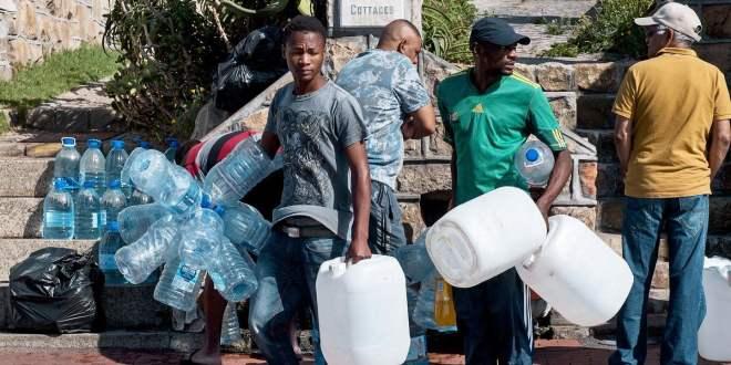 Le monde se prépare à la guerre de l'eau