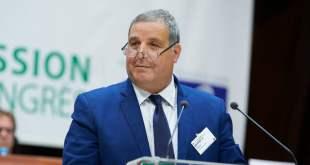 حفل انهاء مهام وزير الشؤون المحلية والبيئة، السيد مختار الهمامي