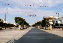 Photo of صورة اليوم: تونس العاصمة في الحجر الصحي