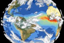 صورة ارتفاع درجات الحرارة الى 1.5 درجة في عضون 5 اعوام المقبلة