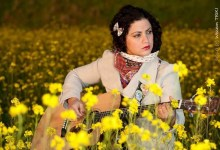 Photo of Emel Mathlouthi sings for Nature