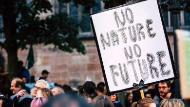 صورة No Nature No Future