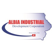 Albia Area Improvement Association Logo