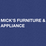 Mick Furniture & Appliance Logo