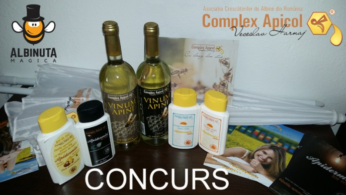 CONCURS COMPLEX APICOL