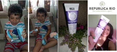 Review: pastă de dinți BIO pentru copii şi pastă de dinți homeopată comandate de pe RepublicaBIO.ro
