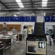 AlbionBKE Showroom Burton on Trent