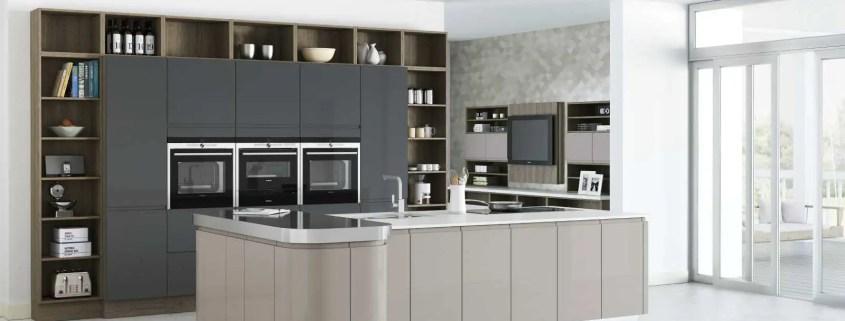 Mereway Kitchens Segreto range