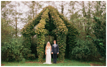 Summer Wedding Garden Venue