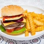 New Zealand Style Hamburgers