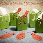 Twelve Days of Christmas Gift Bags