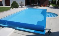 Rectangular Pool Designs | ALBIXON