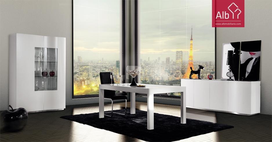 Muebles comedor Modernos Buffet design  ALB Mobilirio e