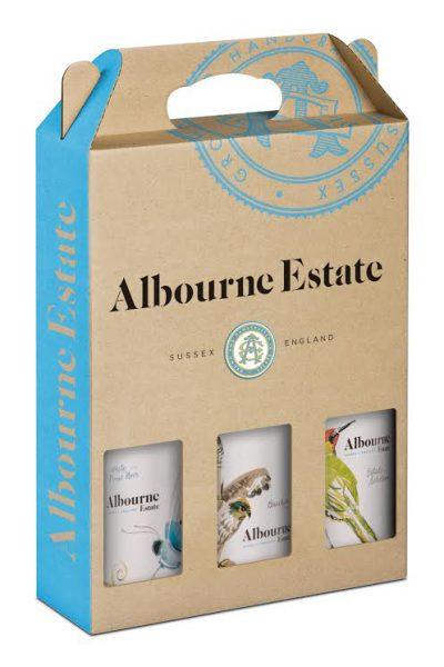 Albourne Estate Wine Gift Box