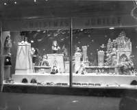 Scranton Christmas Windows 1938
