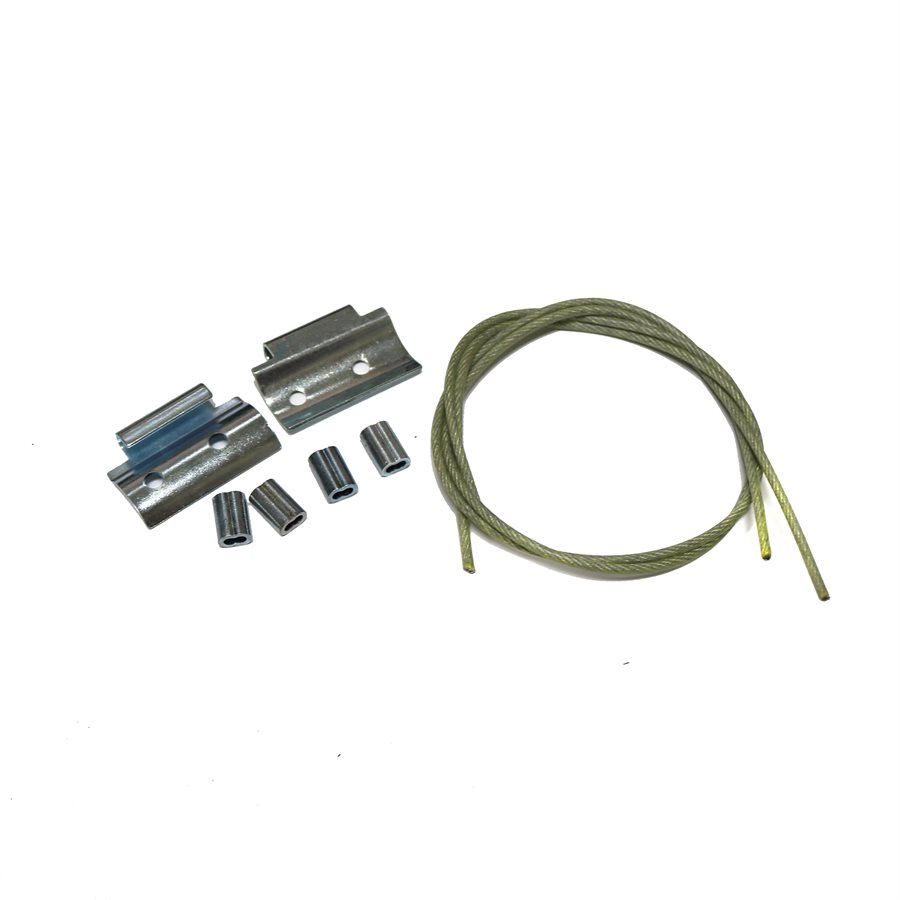 Convertible Top Side Tension Cable Repair Kit BMW Z3 1996-2002