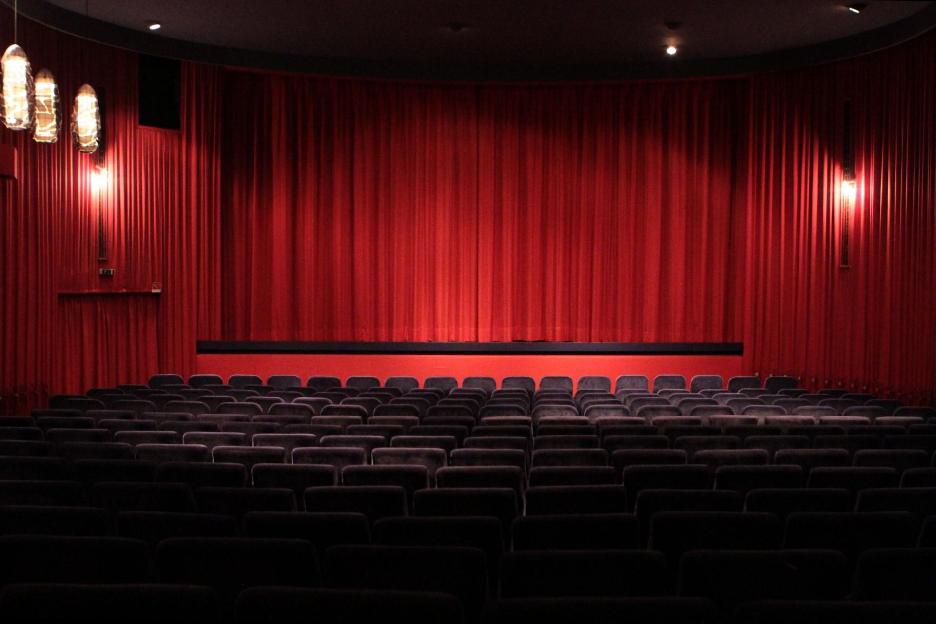 Kinosaal  Albtrauf