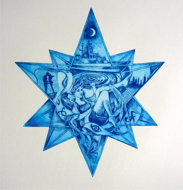 Coldplay Art Artist Ghost Stories