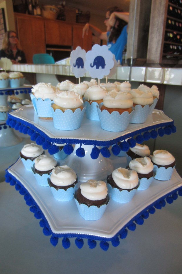 Babycakes Mini Cupcakes – yummmm!