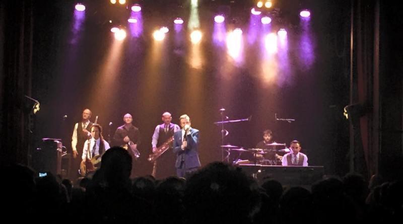 Electro Deluxe live at Kaufleuten Zurich, Switzerland, 2015