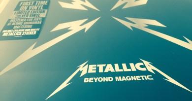 Metallica - Beyond Magnetic (EP) (2011)