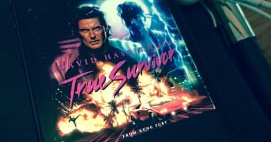 David Hasselhoff - True Survivor (from Kung Fury)