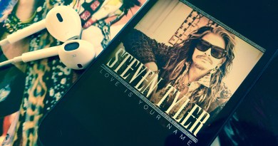 Steven Tyler - Love Is Your Name (2015) | www.AlbumsThatRock.com